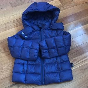 Benetton Baby Down Filled Puffer Jacket 2Y